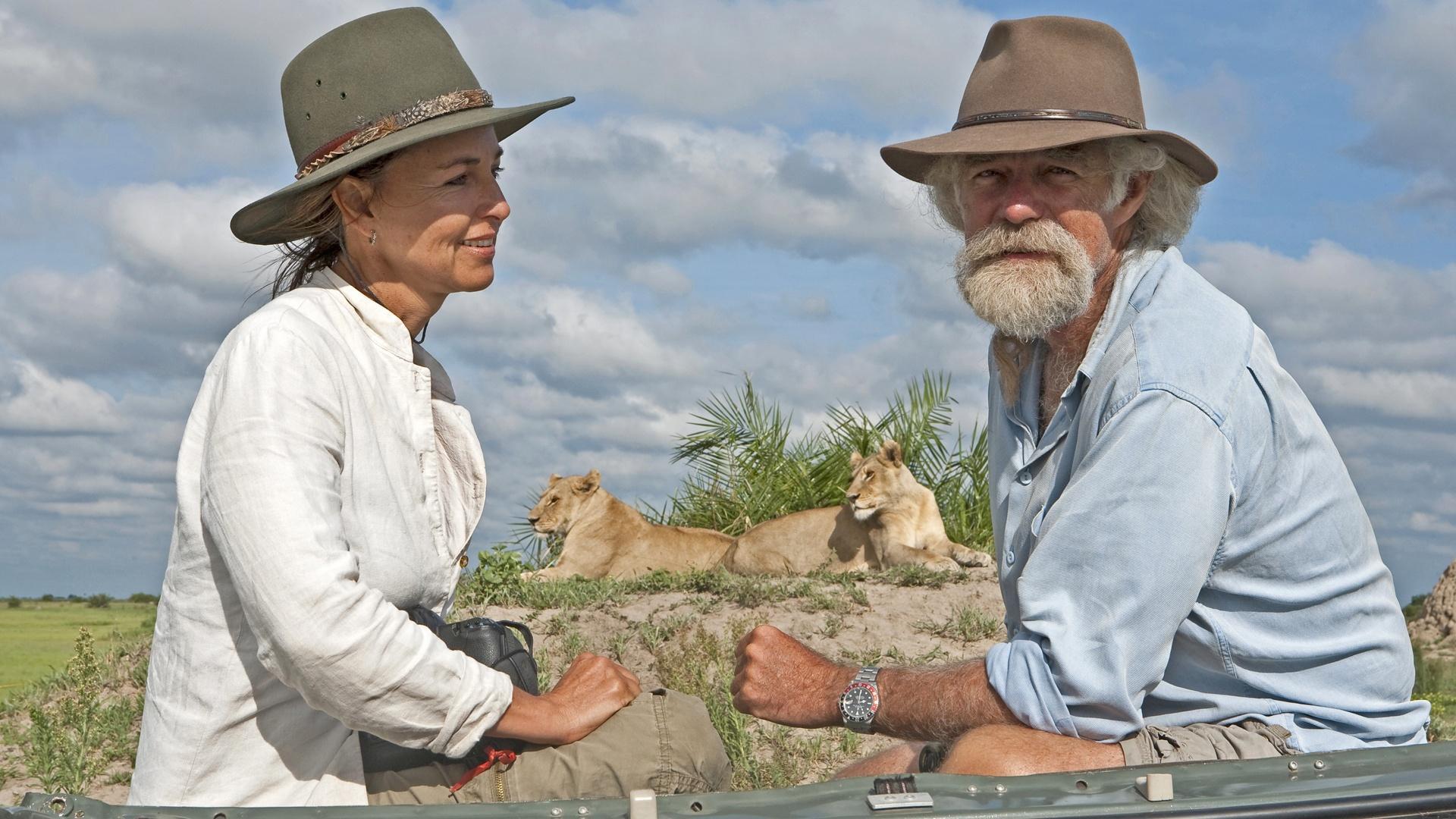 Inside NATURE - Making of Okavango: River of Dream