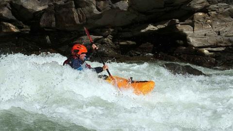 Expedition -- Bhutan – White Water