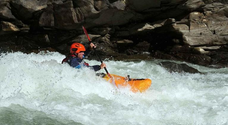Expedition: Bhutan – White Water