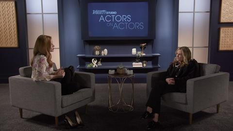 Variety Studio: Actors on Actors -- Episode 3 Preview