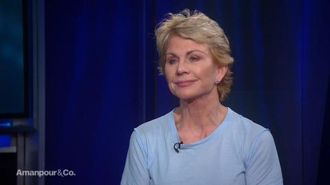 "Amanpour and Company -- Patricia Cornwell Discusses ""Quantum"""