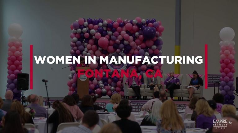State of the Empire: Women in Manufacturing