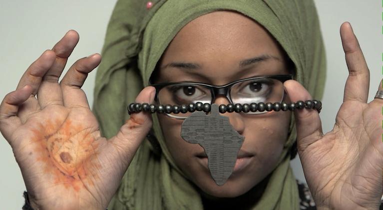 PBS Online Film Festival: Black Muslim Woman