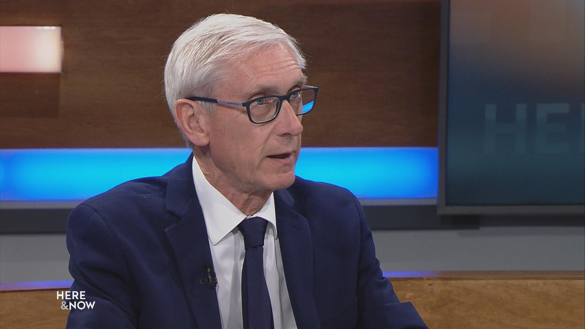 Gov. Evers Gives a Recap of 2019, Plus A Look Ahead