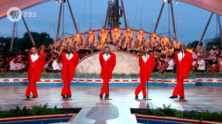 "A Capitol Fourth: The Temptations Perform ""My Girl"""