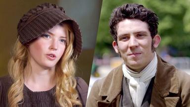 Cosette & Marius