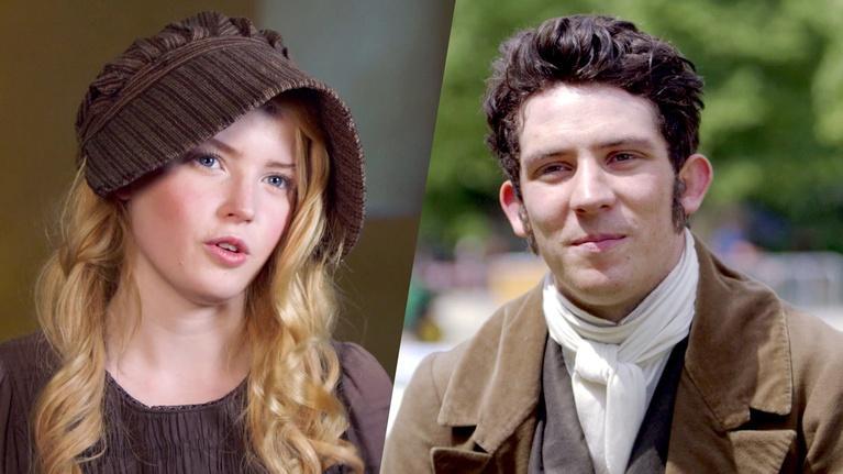 Les Miserables: Cosette & Marius