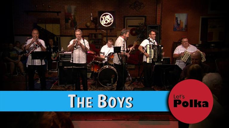 Let's Polka!: The Boys, Show One