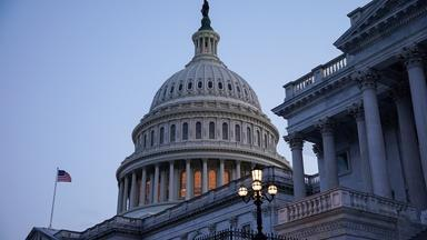 Senate nears passage of $1 trillion infrastructure plan