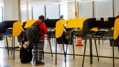 Reporter Roundup -- Reporter Roundup | Voting, Census, Flu Shot | Oct 19