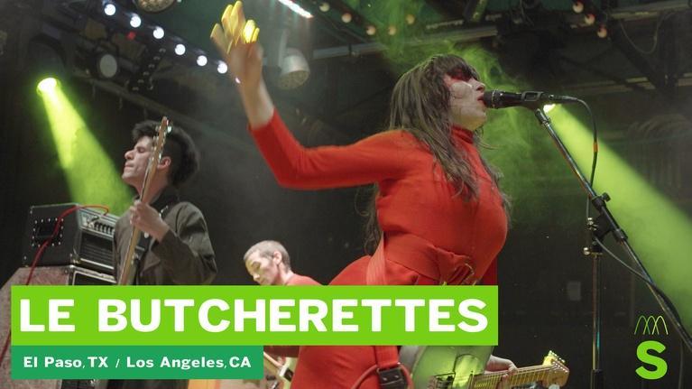 Subcarrier: Le Butcherettes