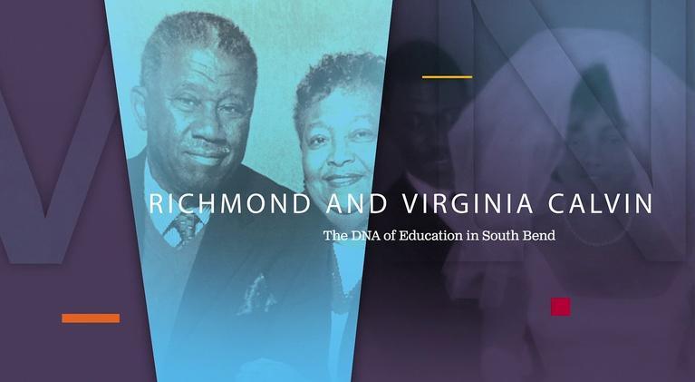 WNIT Specials: Legends of Michiana: Richmond & Virginia Calvin
