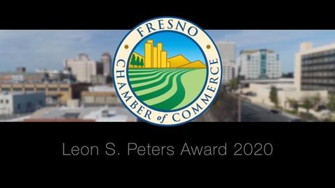 ValleyPBS Specials -- Fresno Chamber, Leon S. Peters Award 2020: Karen Musson