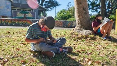 A California collective makes the case for outdoor schooling