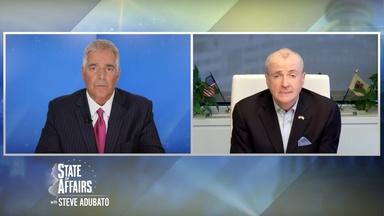 Decision 2021: Who Will Lead NJ? with Gov. Phil Murphy