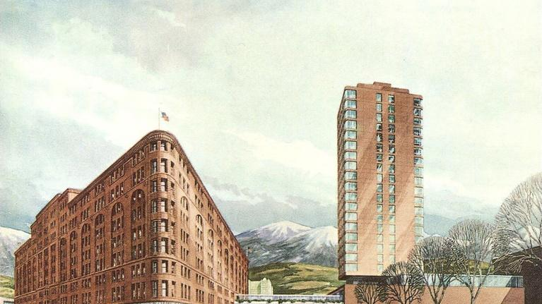 Colorado Experience: The Brown Palace Hotel