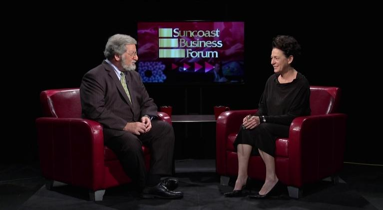 Suncoast Business Forum: October 2018: Maryann Ferenc