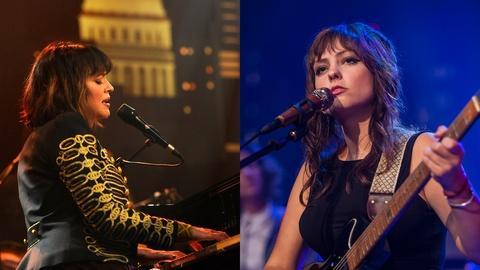 Austin City Limits -- Norah Jones / Angel Olsen
