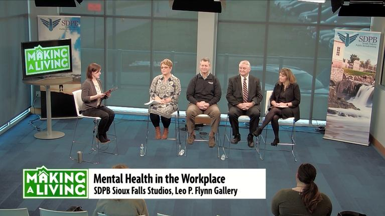 Making a Living: MAKING A LIVING: Mental Health in the Workplace
