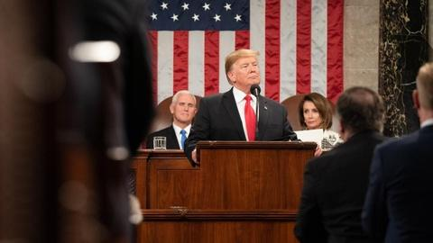 FULL EPISODE: GOP bucks President Trump