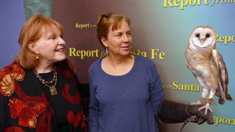 Report From Santa Fe, Produced by KENW: Santa Fe Raptor Center
