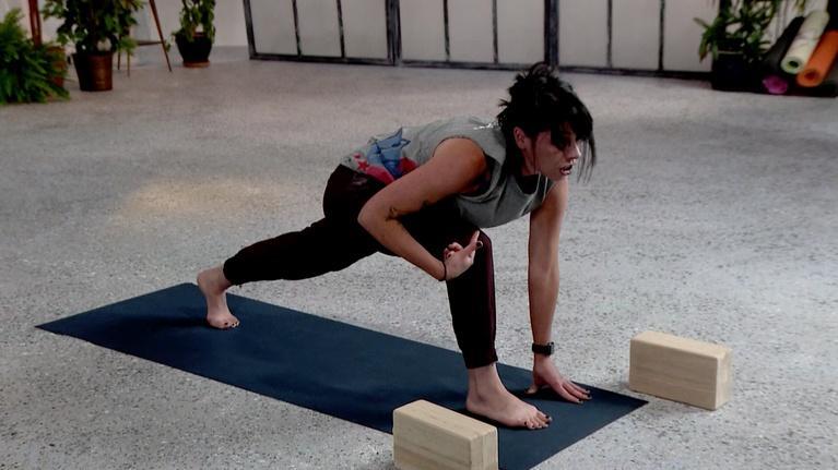 Comeback Yoga: Ten Minute Sequence