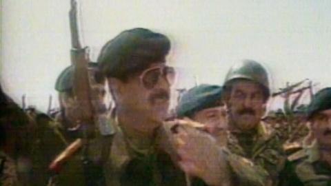 American Experience -- Saddam Hussein