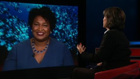 Amanpour on PBS -- Amanpour: Stacey Abrams and Glenda Jackson
