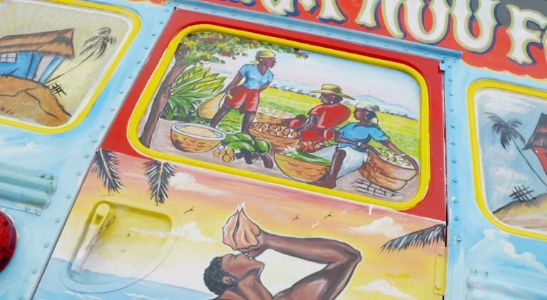 Art Loft: Art Loft 706: Tour of Little Haiti Art