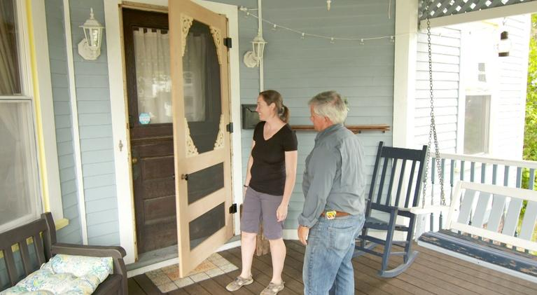 Ask This Old House: Custom Screen Door, Paint Trim | Ask This Old House