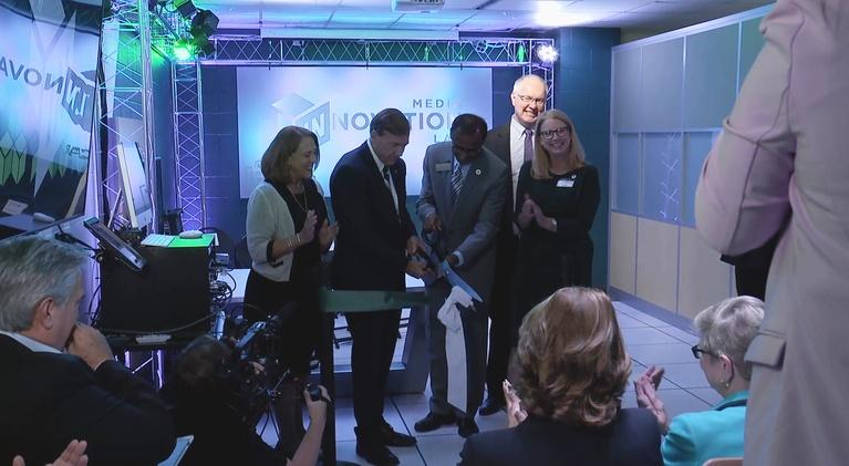 WKAR Specials: Media Innovation Lab Ribbon Cutting | NextGen TV Day at WKAR