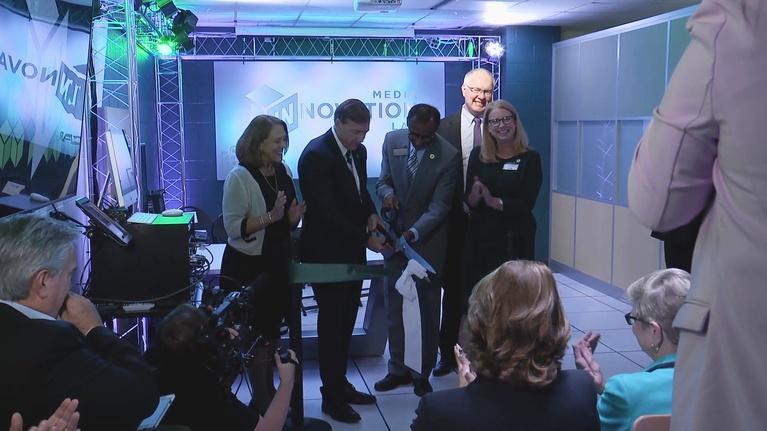 WKAR Specials: Media Innovation Lab Ribbon Cutting | NextGen TV Day at WKAR