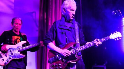 Front and Center -- Robby Krieger and Friends