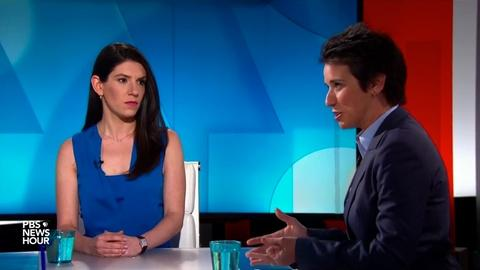 PBS NewsHour -- Amy Walter and Eliana Johnson on Trump's midterm influence