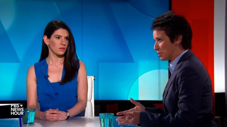 PBS NewsHour: Amy Walter and Eliana Johnson on Trump's midterm influence