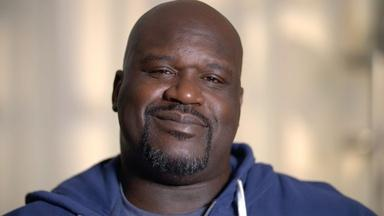 Shaquille O'Neal and James Patterson on Alex Cross Series
