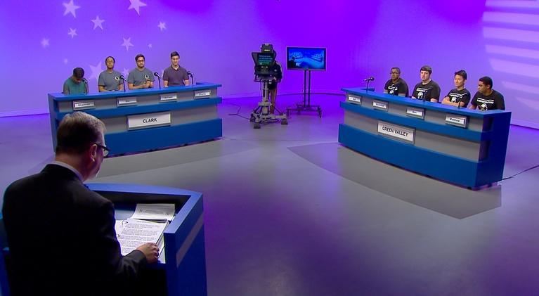 Varsity Quiz from Vegas PBS: Silver League Semifinal II