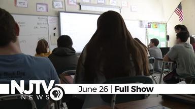 NJTV News: June 26, 2020