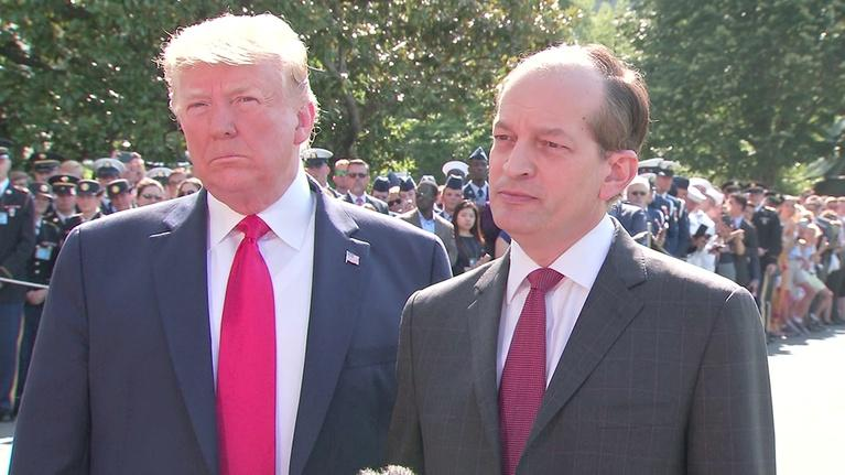 Washington Week: FULL EPISODE: Labor Secretary Alexander Acosta resigns