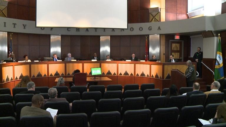 Chattanooga City Council Highlights: February 25th, 2020