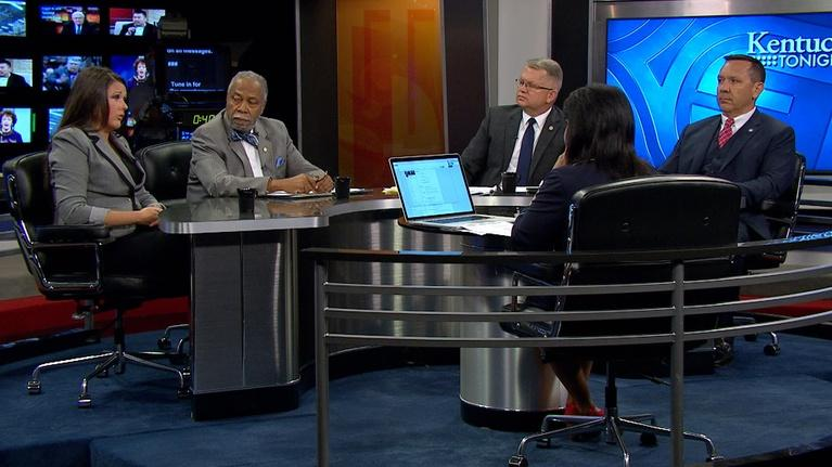 Kentucky Tonight: Prospects for Criminal Justice Reform