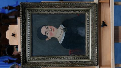 S24 E16: Appraisal: 19th Century Prior-Hamblin Folk Portrait