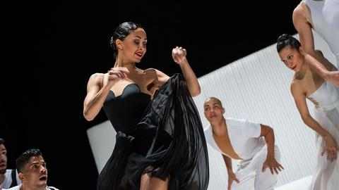 Ballet Hispanico -- Official Trailer