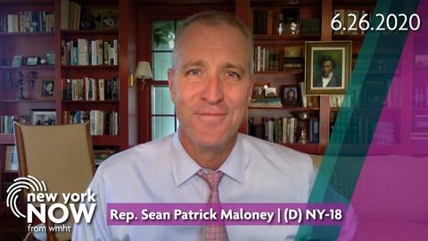 Rep. Sean Patrick Maloney Discusses the Equality Act