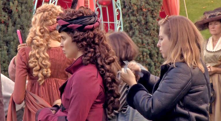 Poldark: Behind the Scenes of the New Styles