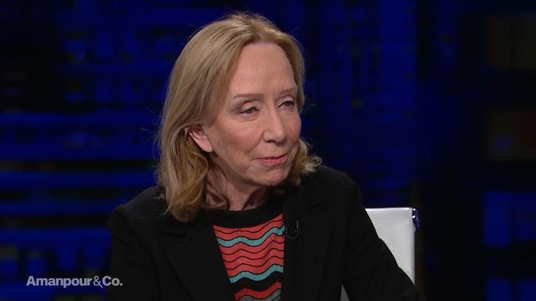 Amanpour and Company: Doris Kearns Goodwin
