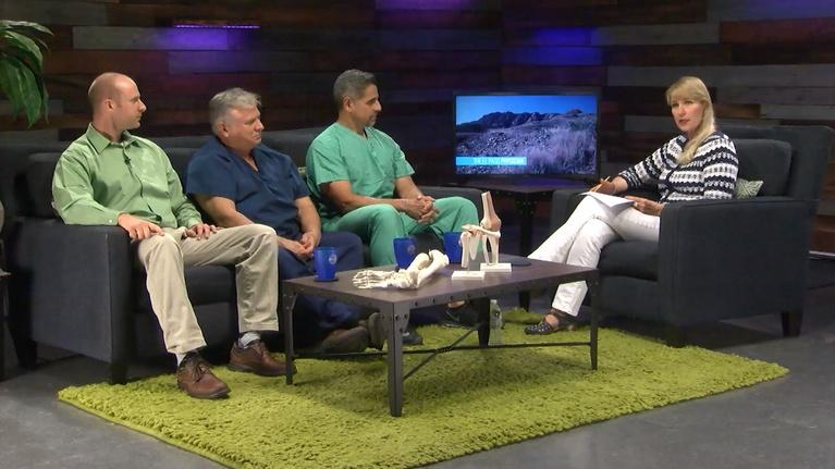 The El Paso Physician: Athletic Injuries - Treatment and Prevention