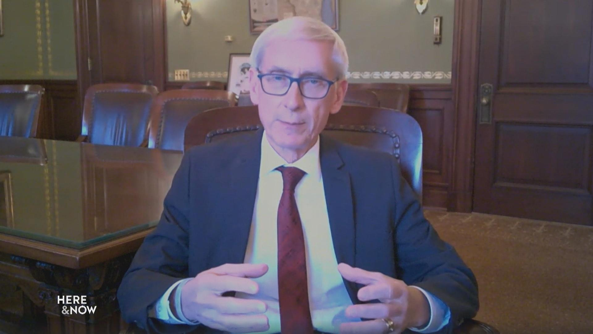 Rising Stakes, New Rules: Gov. Evers on COVID-19 Response