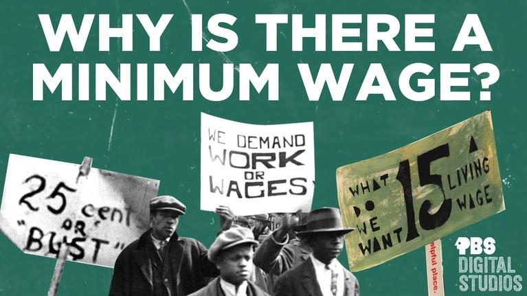 Origin of Everything: Why Is There a Minimum Wage?
