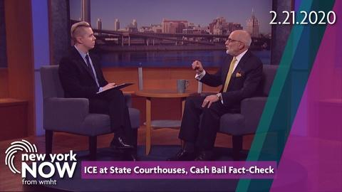 S2020 E8: ICE at State Courthouses, Cash Bail Fact-Check